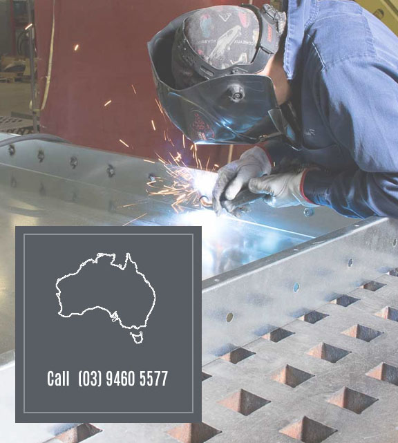 steel fabrication in melbourne